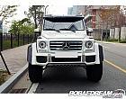 벤츠 G500 4x4²