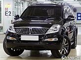 쌍용 렉스턴W RX7 4WD 럭셔리
