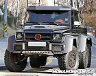 벤츠 G63 AMG 6x6