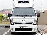 기아 봉고3 1톤 킹캡 CRDi 익스냉동탑차