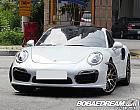 포르쉐 뉴 911 터보 S