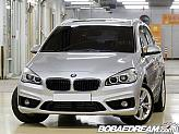 BMW 218d 액티브 투어러 조이