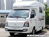 현대 포터Ⅱ 시티밴 캠핑카
