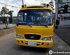 현대 e-카운티 표준형 디럭스 34인승 어린이버스