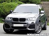 BMW X3 xDrive 20d M 에어로다이나믹